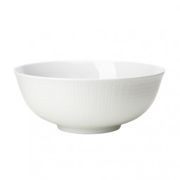 Swedish Grace Bowl 1 L Snow 4-pack