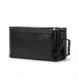 Barolo Toiletry Bag Black