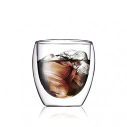 Pavina Double Wall Glasses, 25 cl
