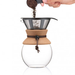 Pour Over Coffee Maker 1 L