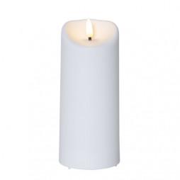 LED Pillar Candle Flamme