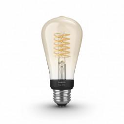 HueW xW Fil ST64 E27 EU Lampa