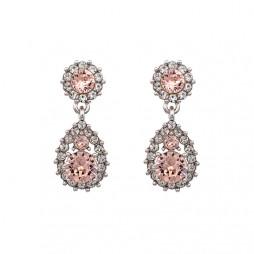 Sofia Earrings Silk