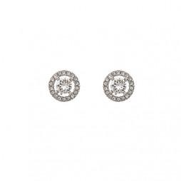 Miss Miranda Earrings Crystal