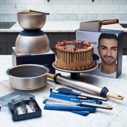 Slide Cake Pan 23 cm