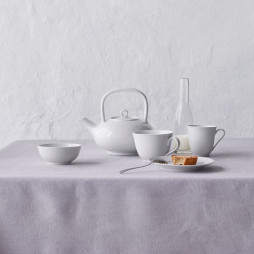 Swedish Grace Tea Cup 45 cl Snow 6-pack