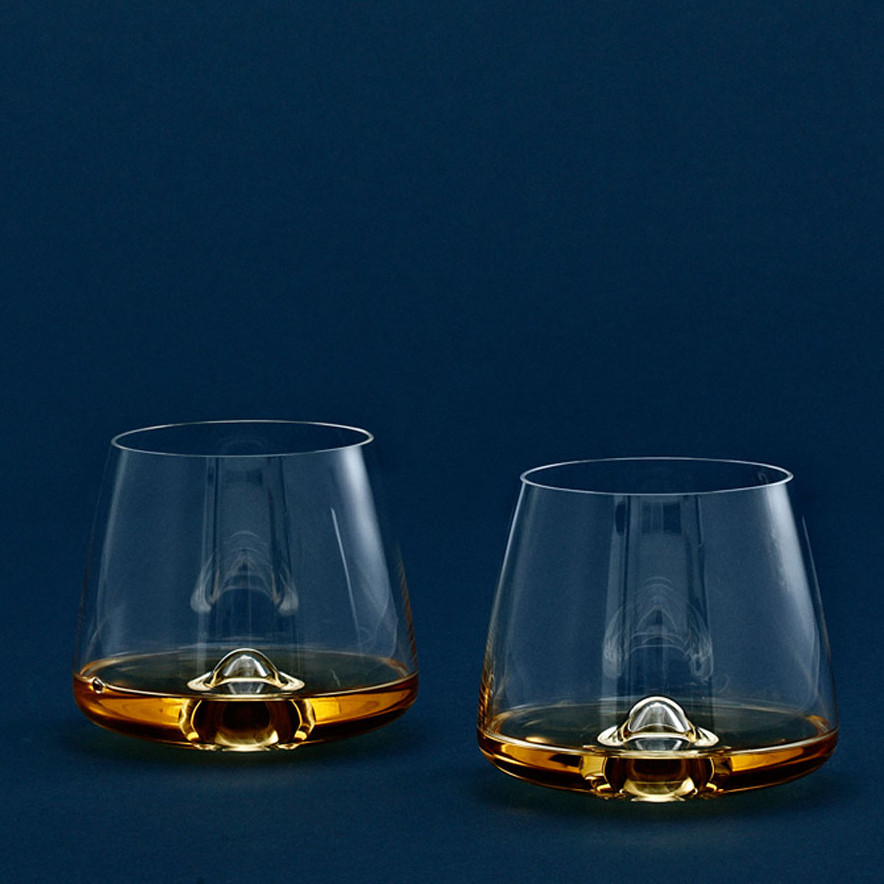 Whiskey glass 2 pcs