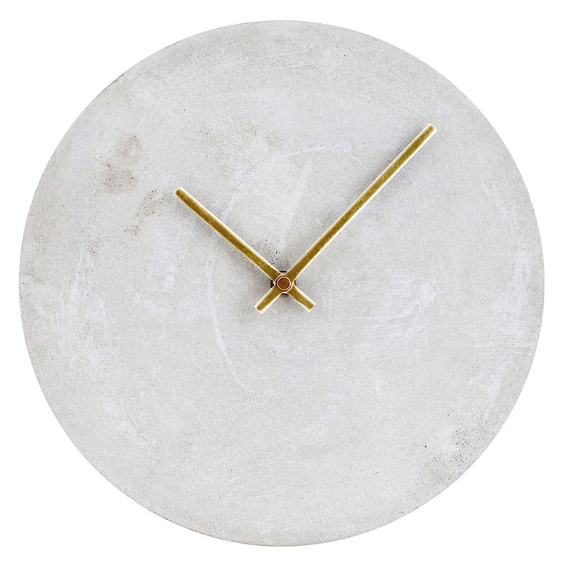 Watch wall clock 28 cm