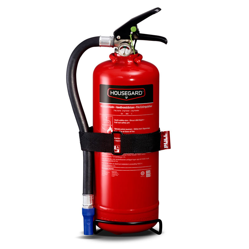 Powder Extinguisher 2 kg