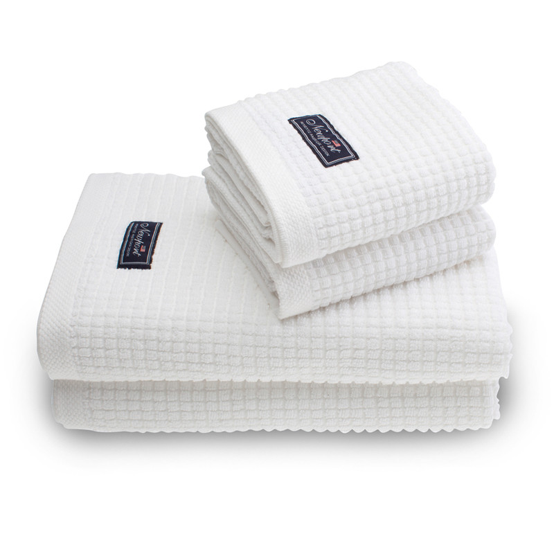 Towels Fisher Island White