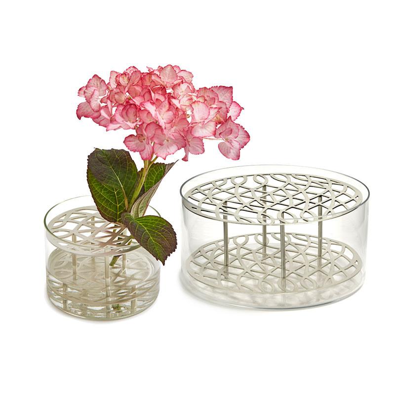 Äng vase silver