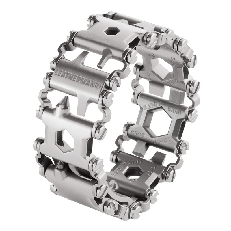 Tread Tool Bracelet Steel
