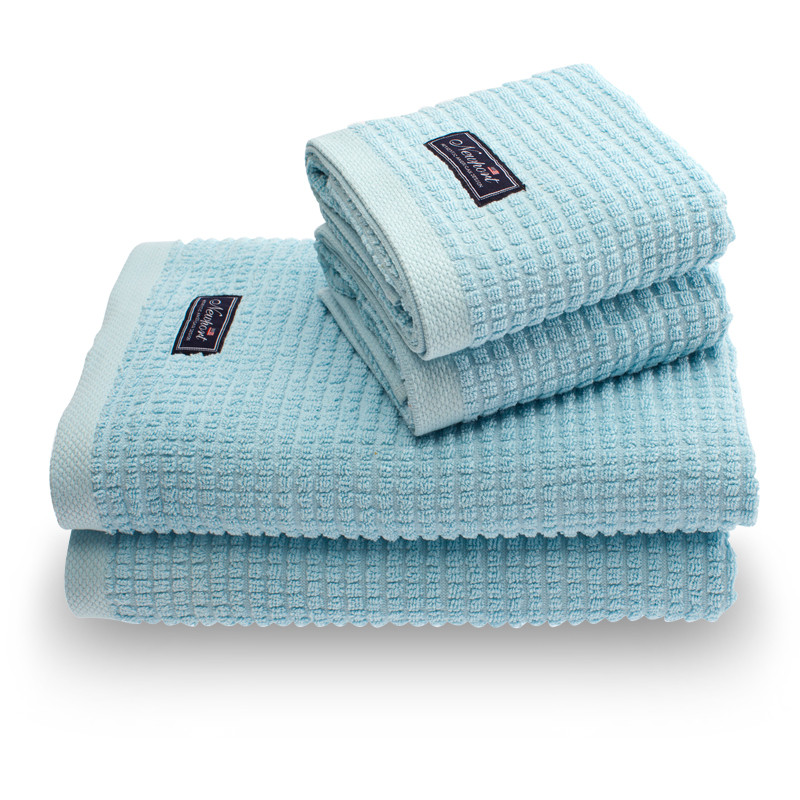 Towels Fisher Island Aqua