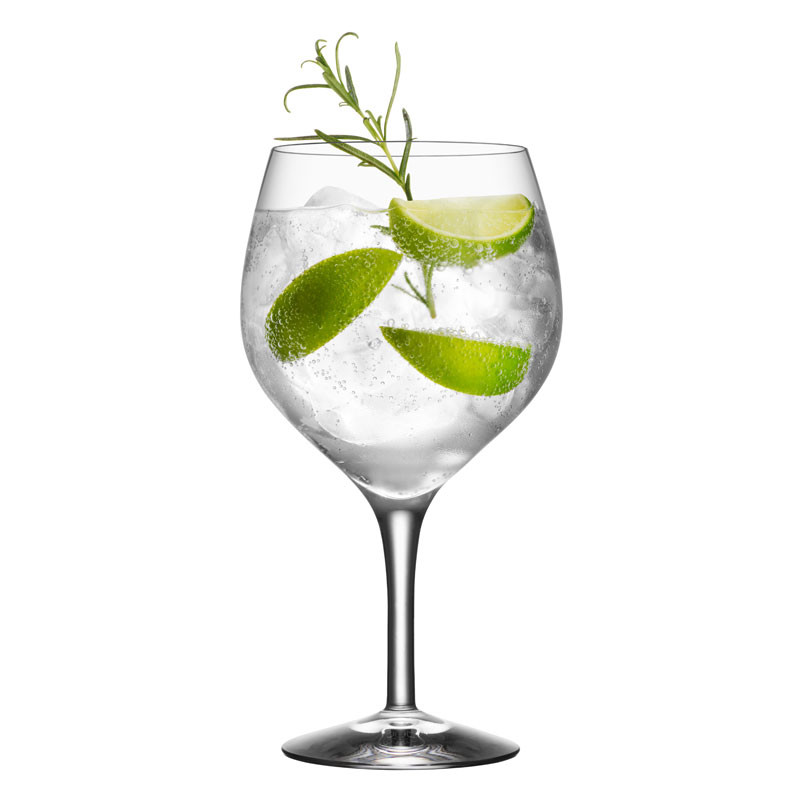 Gin & Tonic Glass 4 pcs