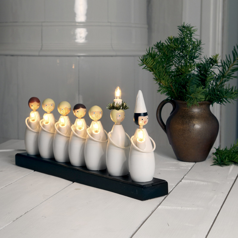 Candlestick Lucia