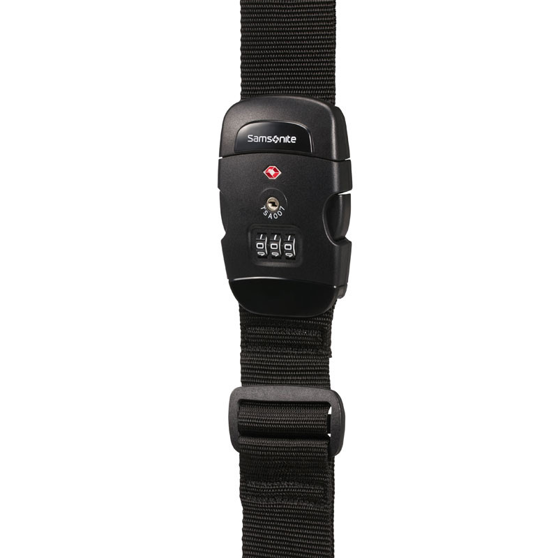 TSA Combi Lock Luggage Strap