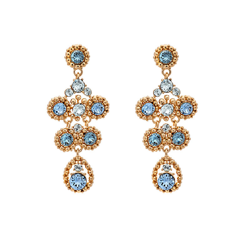 Petite Kate Earrings Indian Summer