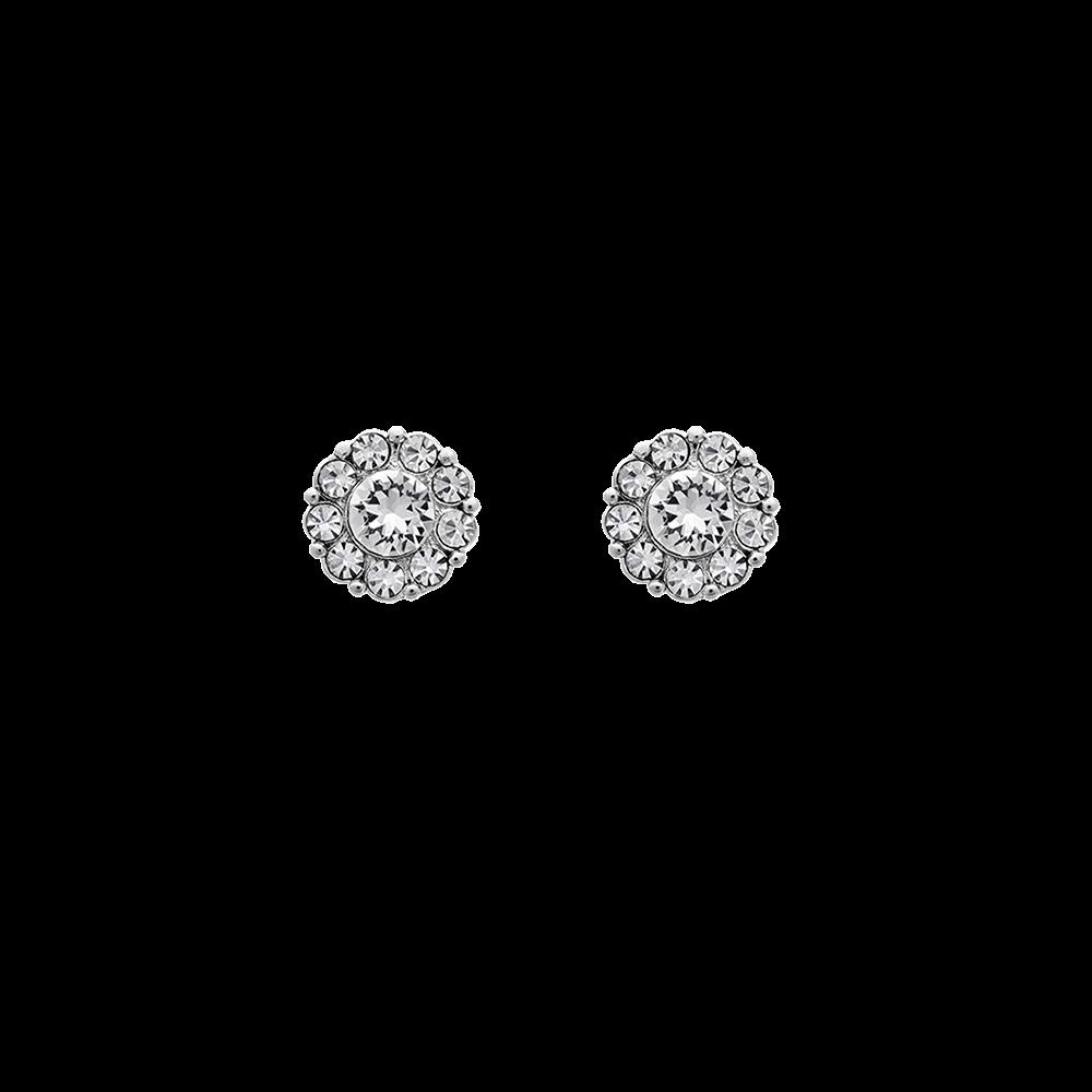 Petite Miss Sofia Earrings Crystal