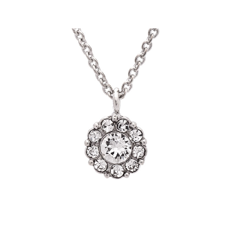 Petite Miss Sofia Necklace Crystal