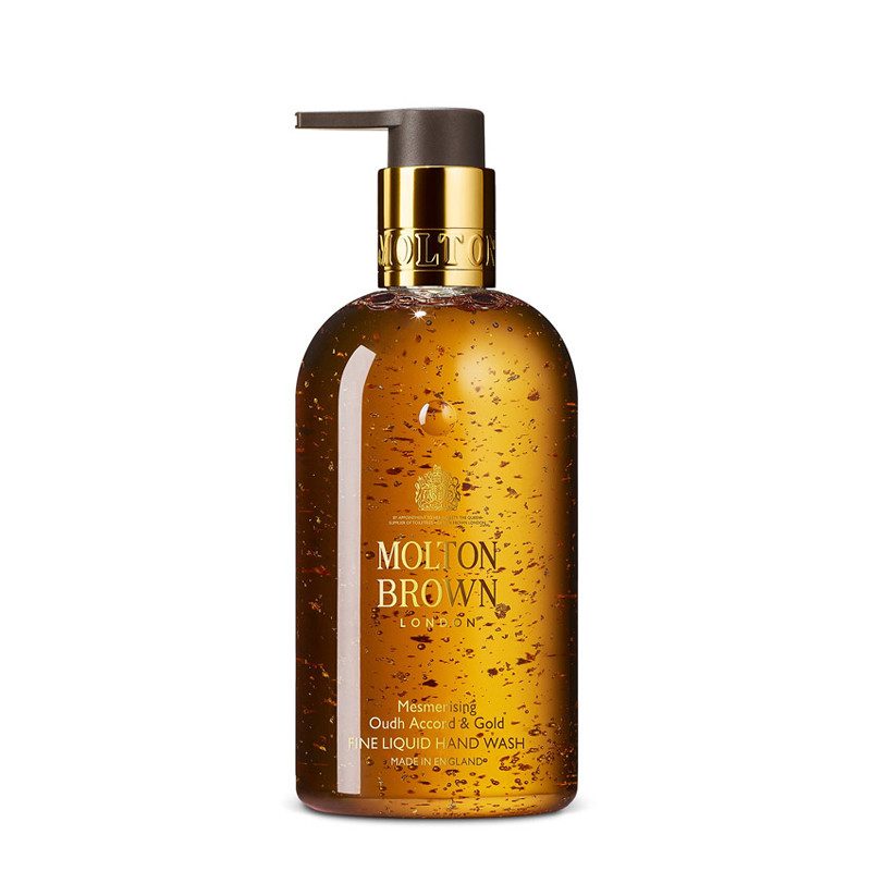 Hand Wash, Mesmerising Oudh Accord & Gold Fine Liquid