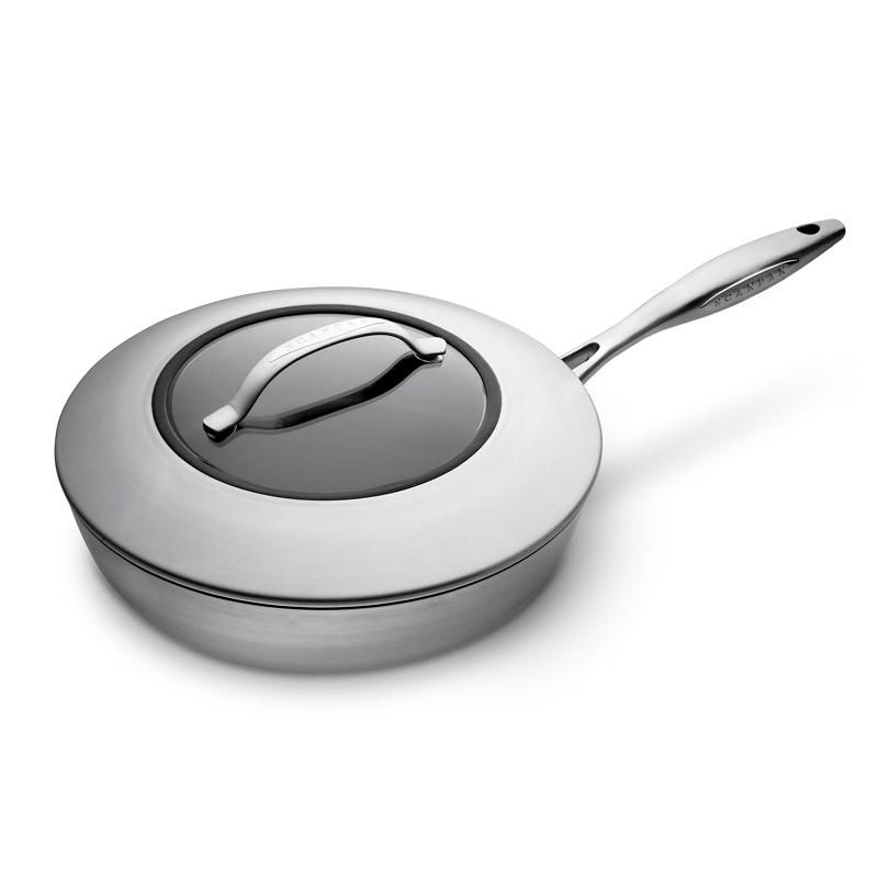 Sauté Pan with lid 28 cm