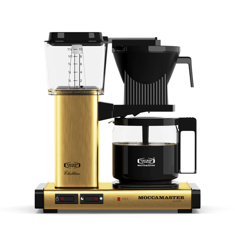 Coffee Maker KBGC982AO Brass