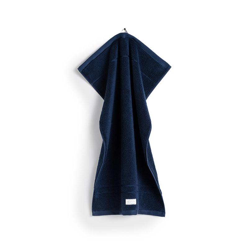 Organic Premium Towel 50x70 Yankee Blue