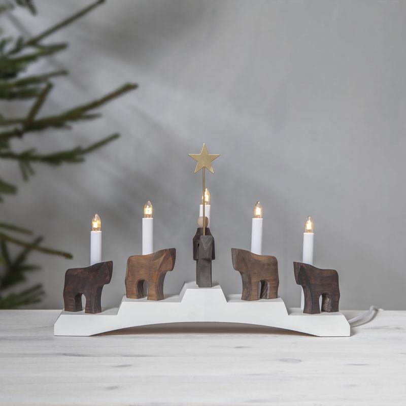 Candlestick Staffans Fålar