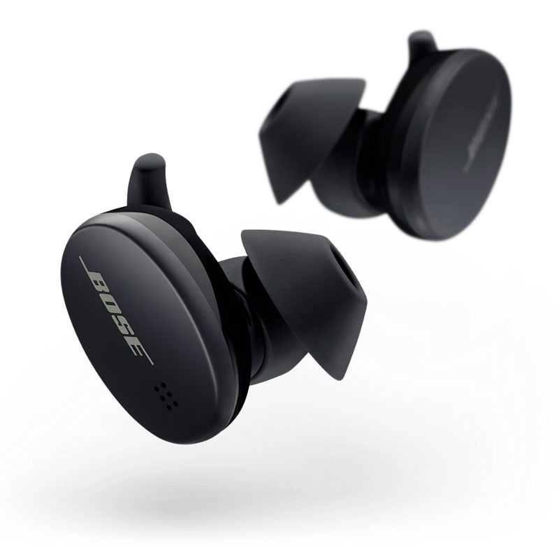 Sport Earbuds Triple Black