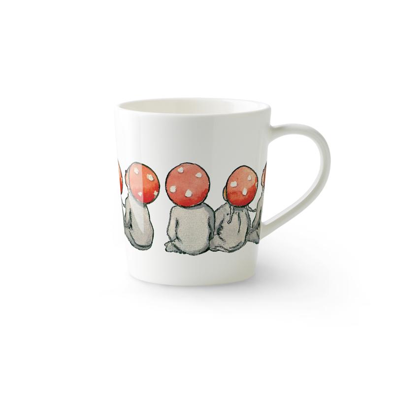 Elsa Beskow Tomtebobarnen cup