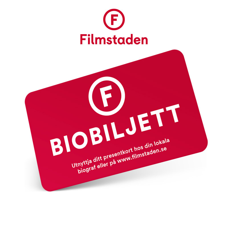 Cinema ticket Filmstaden