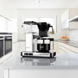 Kaffebryggare KBG962 AO Silver