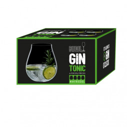 Gin & Tonic glas 4-pack