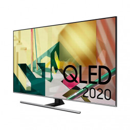"""TV 75"""" Q74T QLED Smart 4K"""