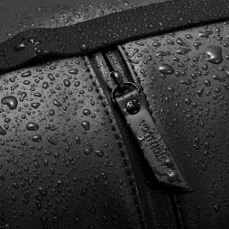 Spläsh ryggsäck svart