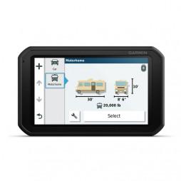GPS Camper 785 & Dash Cam
