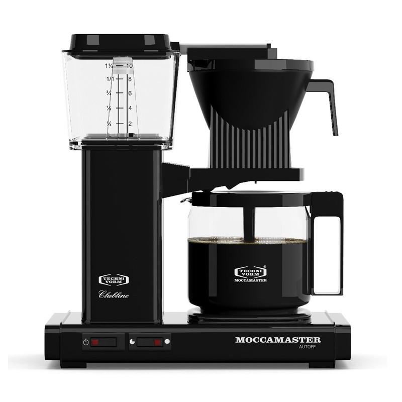 Kaffebryggare KBG962 AO Black