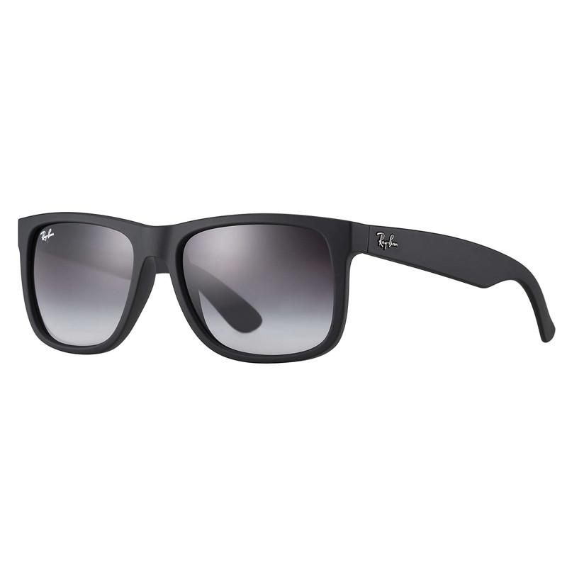 Solglasögon Justin Rubber Black