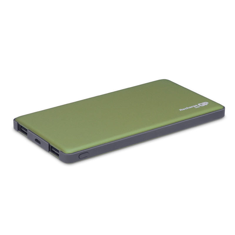 Powerbank 5000 mAh Olive Green