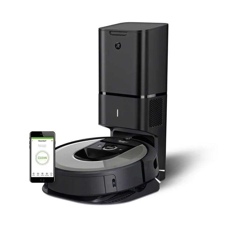 Robotdammsugare Roomba I7+