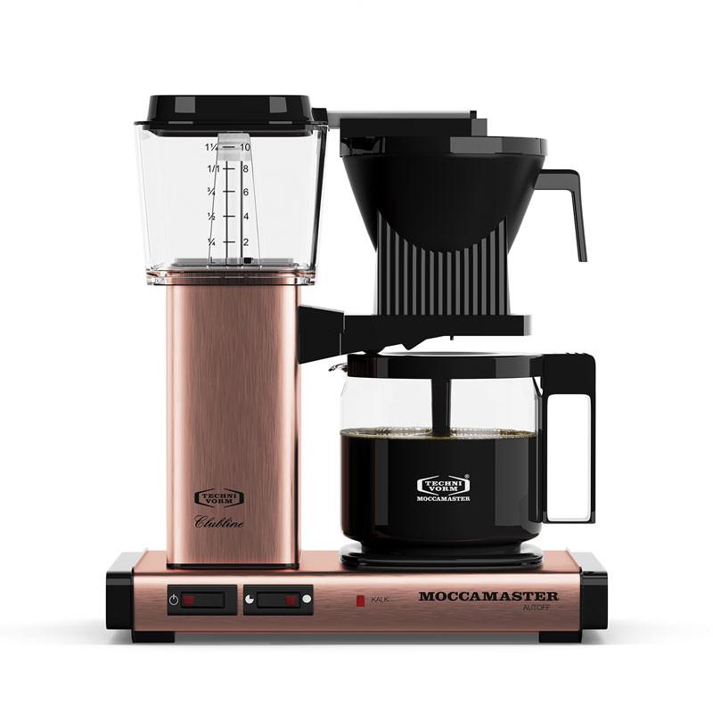 Kaffebryggare KBGC982AO Copper