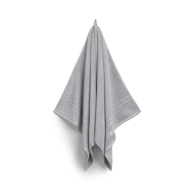 Organic Premium duschhandduk ljusgrå