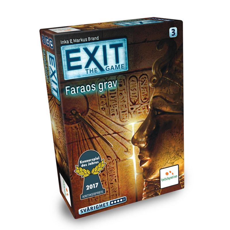 EXIT: Faraos Grav (SE)