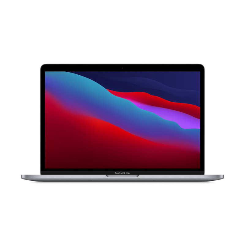"MacBook Pro 13"" med TB 8GB/256GB rymdgrå"