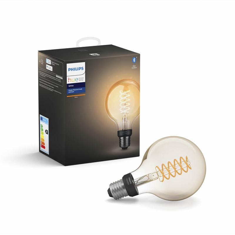 HueW xW Fil G93 E27 EU Lampa