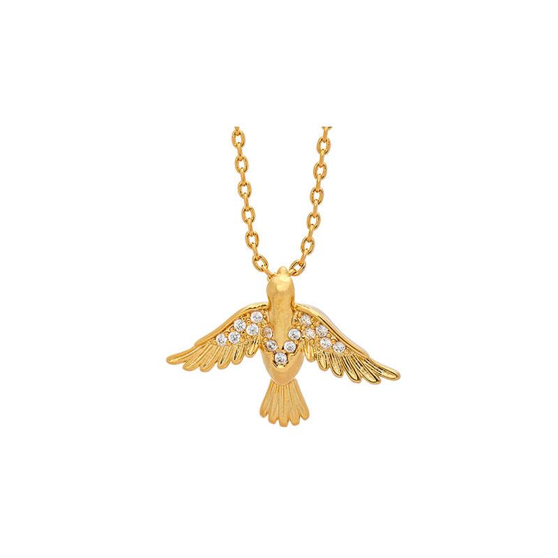 Halsband Eden Gold