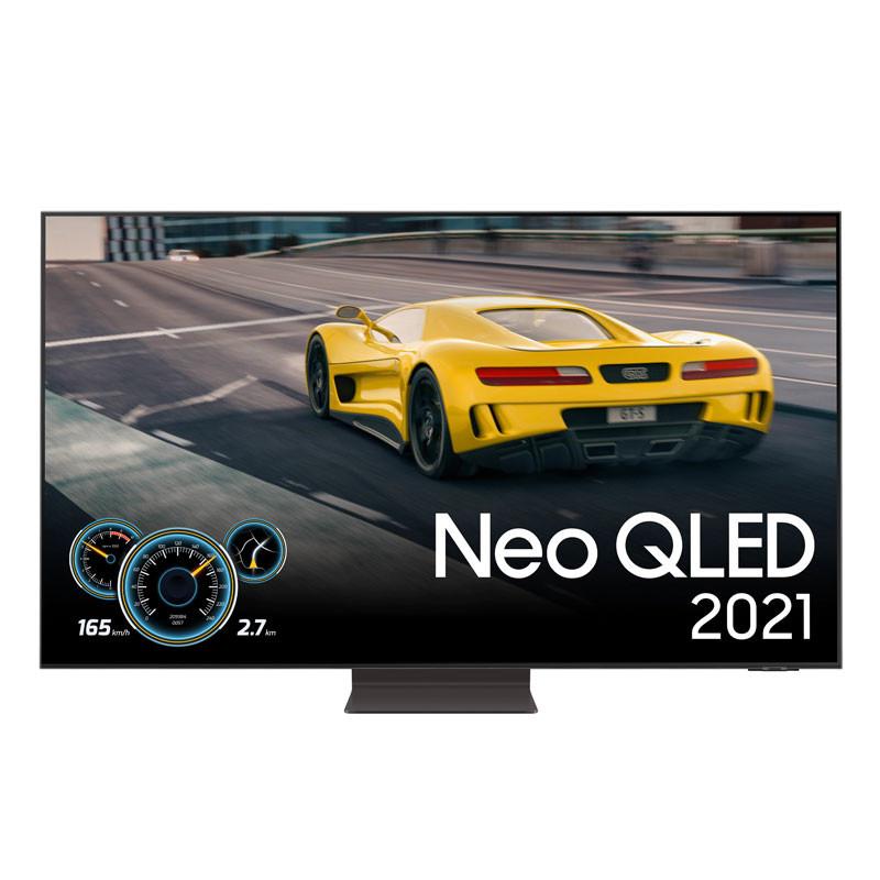 """75"""" QN91A Neo QLED 4K Smart TV (2021)"""