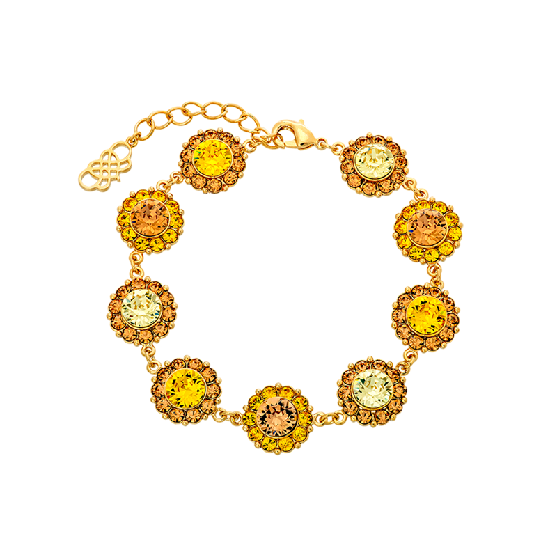 Sofia Armband Honeygold