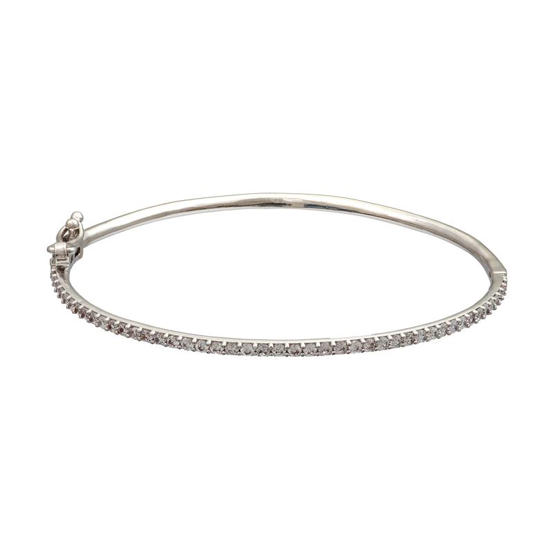 Kennedy Armband Silver
