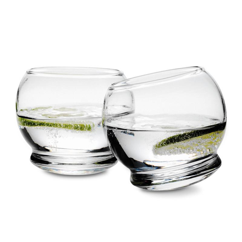 Rocking glas 4 st